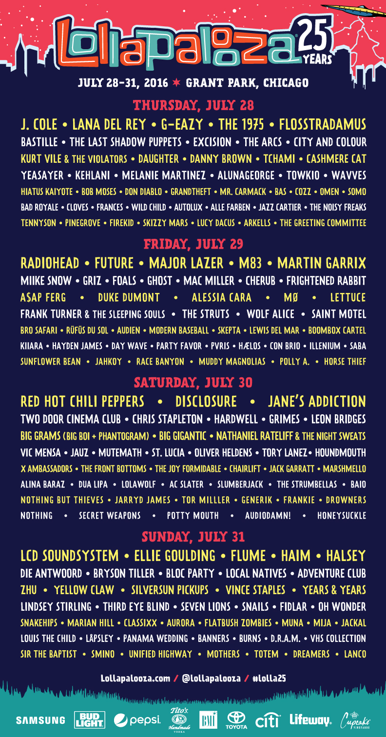 LOL2016-Lineup-by-Day