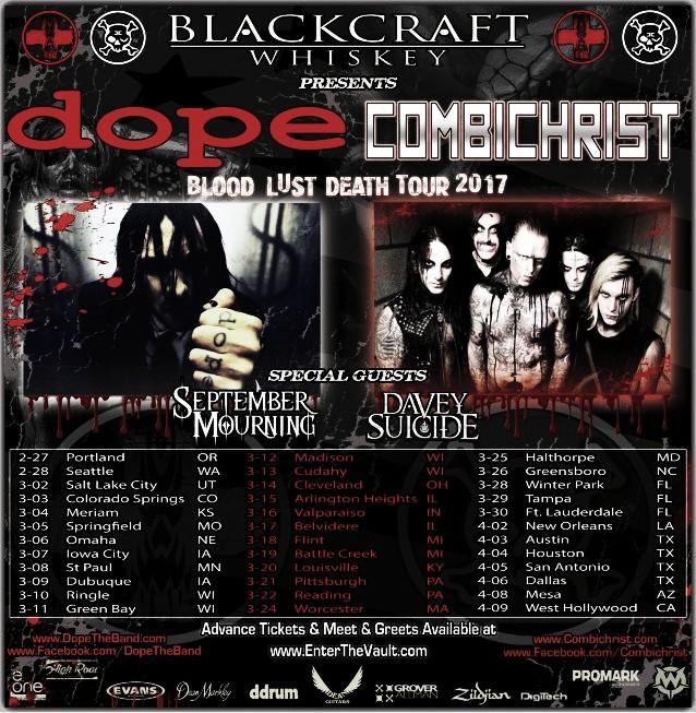 Dope-Combichrist-2017-Tour