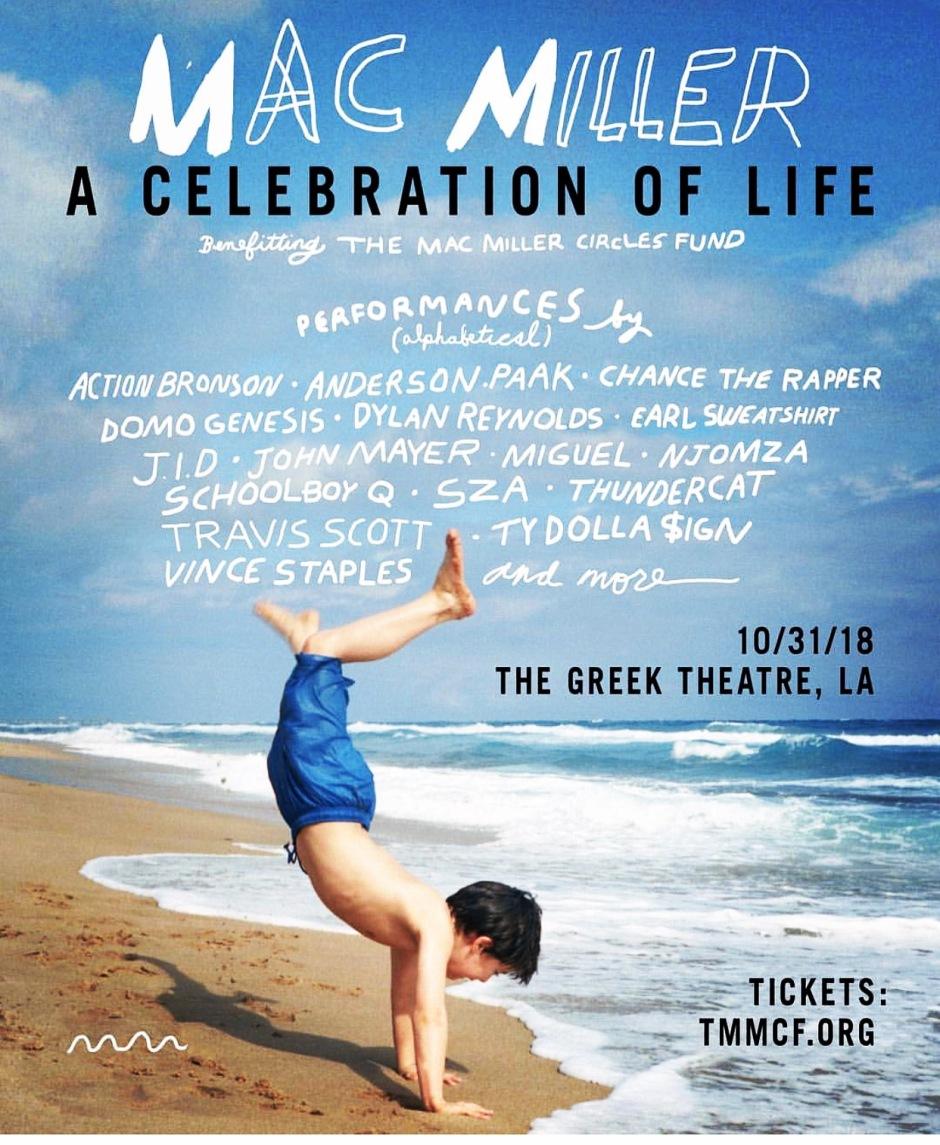 mac miller - a celebration of life 1